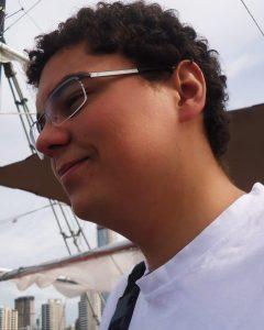 Nickolas Campos – Ficou pouco tempo na História atualmente cursa