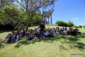 Nestes anos de FAPA pudemos curtir momentos como esta aula no Centro Budista Chagdud Gonpa Brasil emTrês Coroas/RS
